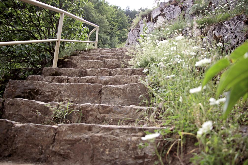 йога стълба